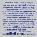 softball quotes or sayings photos Follow