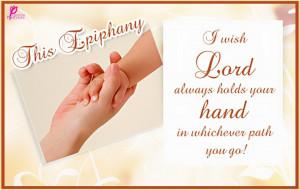 Epiphany Lyrics and Poems with Wishes