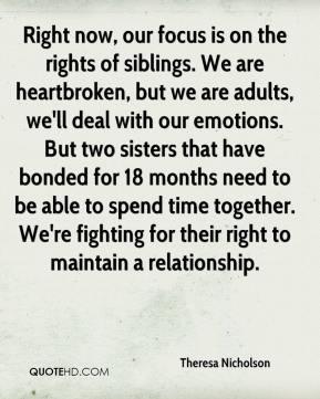 Siblings Reuniting Quotes. QuotesGram