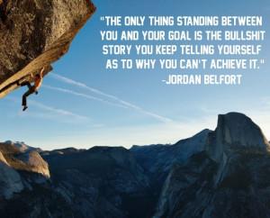 Jordan Belfort entrepreneur quotes