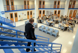 Correctional Officer Quotes Corrections officer in pod at