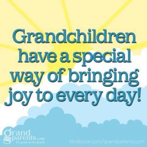 Danika calls Grandpa Pa Pa and calls me Grams and Glasses.