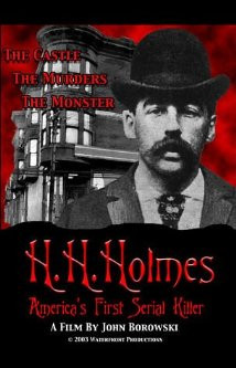 Holmes: America's First Serial Killer (2004) Poster