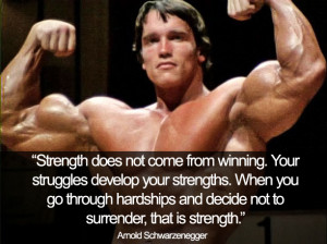 Arnold Schwarzenegger Quotes The...