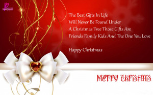 Wishes Quote Card of Happy Christmas Merry Christmas Images for ...