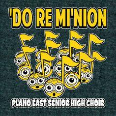 Choir T Shirt Quotes