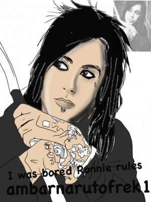 Ronnie Radke Inspirational Quotes