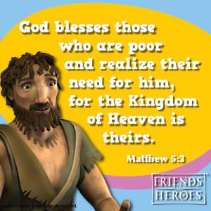 Weekly Bible verses - June