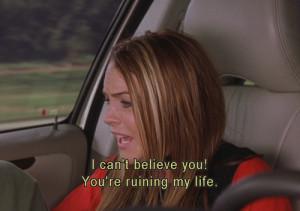 Youre Ruining My Life Freaky Friday