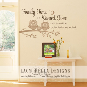 Family Room Design: Family Time Is Sacred Time