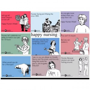 Happy nurses day!! Saw this on a friend's board and had to repost ...