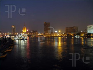 Under The Bridge Nile River
