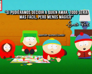 South Park #series #citas #q #caricaturas