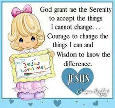 Precious Moments God quotes that i find adorable. My grandma always ...