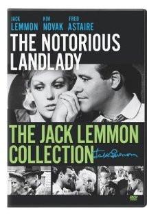 The Notorious Landlady (1962) Poster