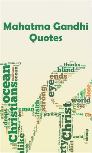 View bigger - Mahatma Gandhi Quotes for Android screenshot