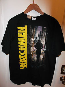 Watchmen-DC-Comics-Rorschach-Quote-Comic-Book-Hot-Topic-NEW-w-tags-T ...