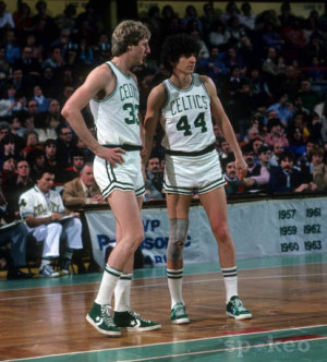John Havlicek Remebers Fellow Celtic Pete Maravich