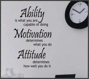 motivational sales quotes attitude vinyl motivational sales quotes
