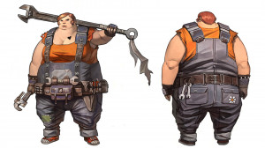 Borderlands 2 Doesn't Want You Cracking Jokes About This Character