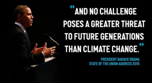"President Obama ""And No Challenge Poses A Greater Threat to Future ..."