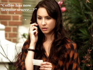 Enjoy a handful of hilarious captions from Pretty Little Liars Season ...