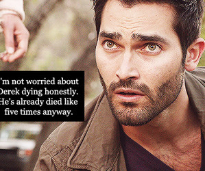 in collection teen wolf fandom quotes