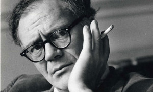 Inspirational Quote from Robert Lowell: If youth is a defect...