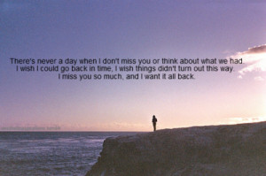 miss i want you back quotes for him quotes i want inspirational quote ...