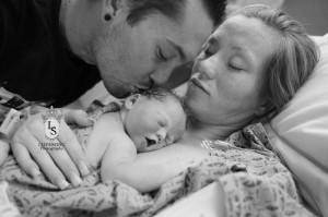 PHOTOS: Parents create beautiful remembrance of stillborn baby