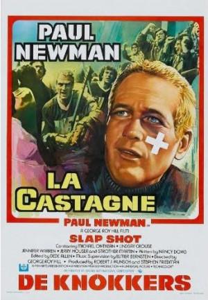 Slap Shot - Movie Poster - In French! .