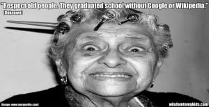 Funny Old Black People Pictures Funny quote about old people