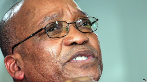 President Jacob Zuma has been criticised for his response to South ...
