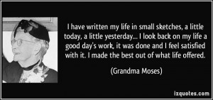 Quotes About My Grandma