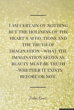 John Keats Love Letters Quotes: 8 Beautiful Quotes From John Keats ...