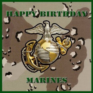 happy birthday to the usmc semper fidelis marines the marine corps ...