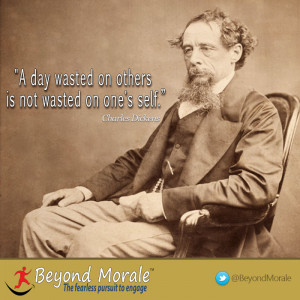 permalink image charles dickens serving others quote quote images