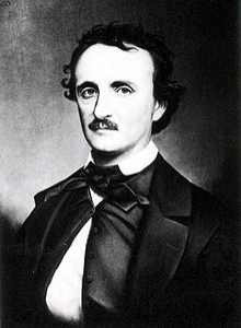 Edgar Allan Poe ( of course he's long dead, but his Goth horror novels ...