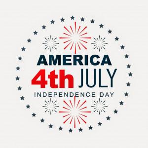El 4 de Julio es el cumpleaños de la naciónestadounidense desde el ...