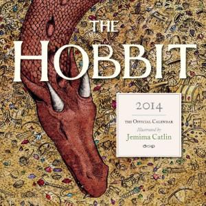 Tolkien Calendar 2014, The hobbit