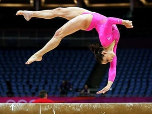 Jordyn Wieber Blogs About Prepping for Gold at the London Olympics