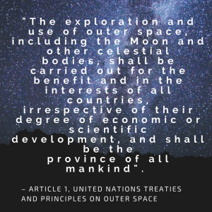 ... Outer Space (related General Assembly resolutions and other documents
