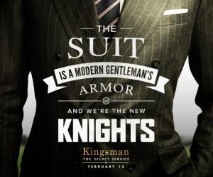 Uniknya Pesan di Balik Kingsman: The Secret Service