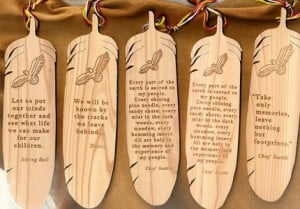 Native American cedar wood quotes by gingersnaps