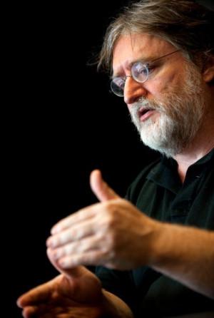 Gabe Newell, co-fondatore di Valve