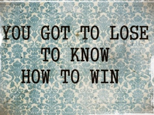 Winning quotes, best, motivational, sayings, lose