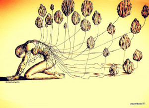 Knowledge without Wisdom, Poster by Paulo Zerbato