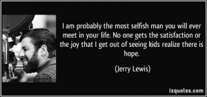 More Jerry Lewis Quotes