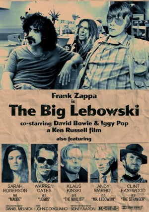 The Big Lebowski, vintage poster