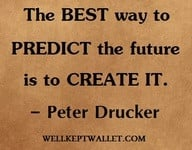 Create your own future #Quotes